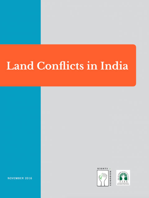 Land Conflicts in India cover image