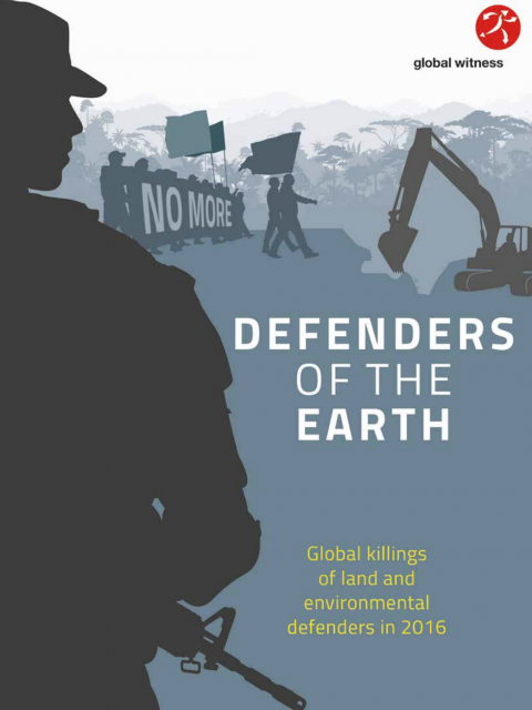 Defenders of the Earth cover image