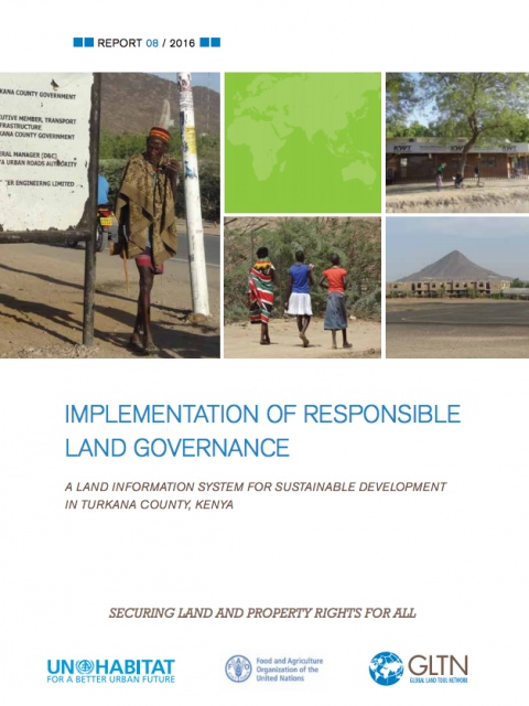 Implementation of Responsible Land Governance cover image