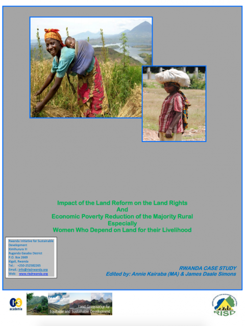 Impact of the Land Reform on the Land Rights and Economic Poverty Reduction of the Majority Rural Women Who Depend on Land for their Livelihood cover image