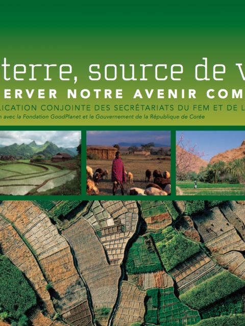 La terre, source de vie: Préserver notre avenir commun cover image