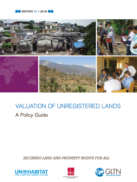 Valuation of Unregistered Lands: A Policy Guide cover image