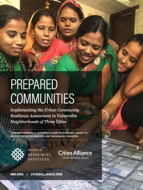 Prepared Communities cover image
