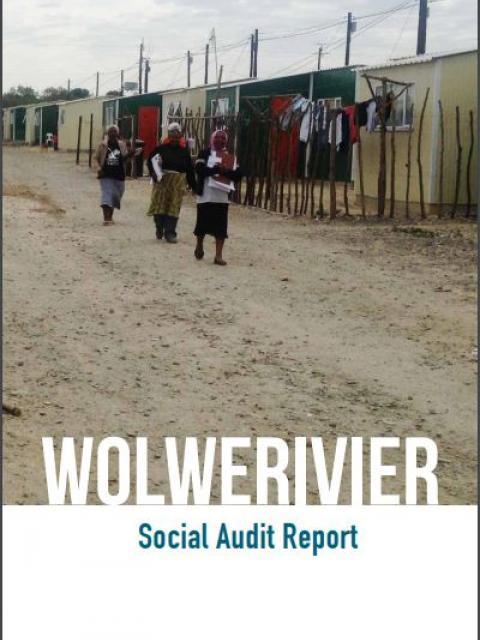 Wolwerivier Social Audit