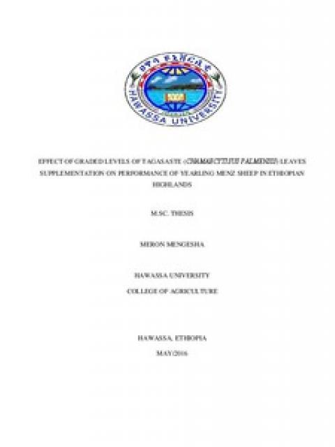 Hawassa University   Land Portal