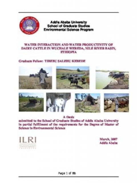 Addis Ababa University | Land Portal | Securing Land Rights