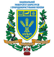 National University of Life and Environmental Sciences of Ukraine logo