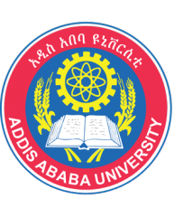Addis Abeba University logo