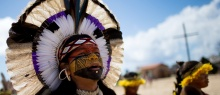 When indigenous peoples have access and rights to their lands, nature and people are better off Image: REUTERS/Roosevelt Cassio