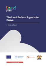 Land Reform in Kenya