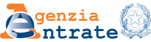 Agenzia delle Entrate Ministero dell'Economia e delle Finanze logo