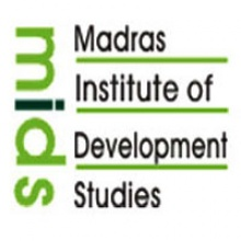 Madras Institute for Development Studies cover image