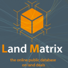 Land Matrix logo