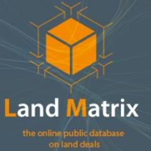 Land Matrix logo