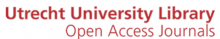 Utrecht University Library Open Access Journals logo