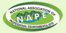 National Association of Professional Environmentalists logo