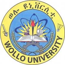 Wollo University logo