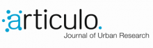 Articulo – Journal of Urban Research logo