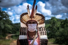 Imagem: Edgar Kanaykõ Xakriabá Etnofotografia | antropologia