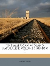 American Midland Naturalist Journal cover image