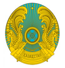 Coat of arms of the Republic of Kazakhstan