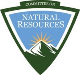 United States House Committee on Natural Resources  logo