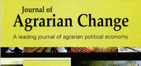 Journal of Agrarian Change logo
