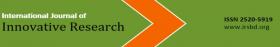 International Journal of Innovative Research