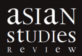 Asian Studies Review