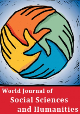 World Journal of Social Sciences and Humanities
