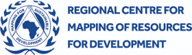 Regional Centre for Mapping of Resources for Development logo