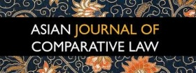 Asian Journal of Comparative Law