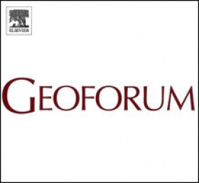 Geoforum journal logo