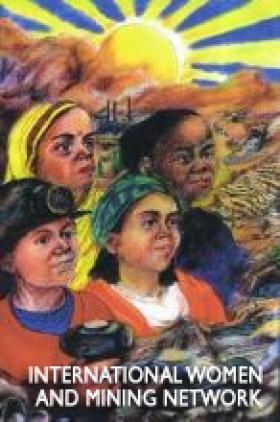 International Women and Mining Network - RIMM - LOGO