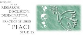 journal of peace studies