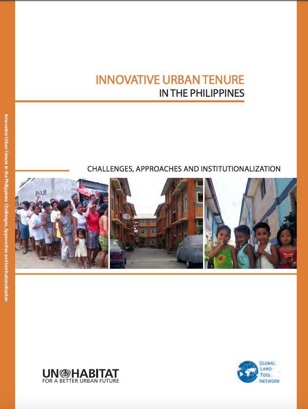 tenure security for indonesia's urban poor